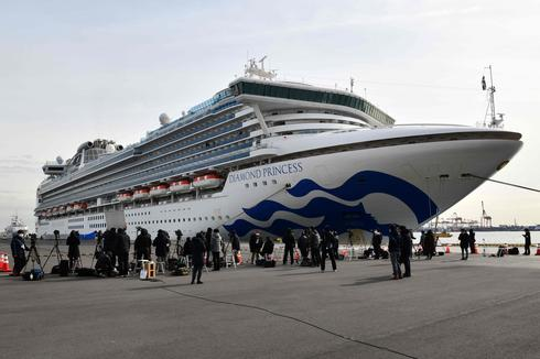 """ספינת הקורונה. """"הקפטן הודיע לנו שעוד ועוד אנשים נדבקים"""""""