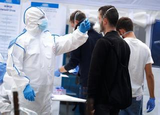 וירוס הקורונה. בשל החשש שתלמידים נוספים נדבקו בנגיף הוחלט על נקיטת אמצעי זהירות
