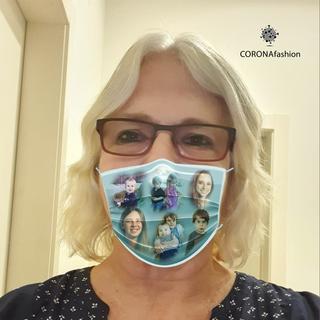 קמפיין  CORONAFashion