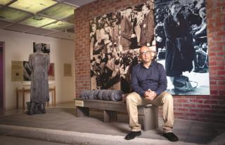 """""""הנגיעה ביהודי תוניס בתקופת השואה היא מבחינתי סגירת מעגל"""". יגאל כהן"""