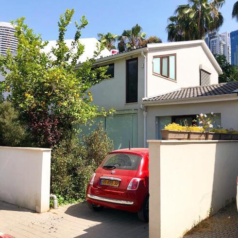 בית ברחוב התמר בתל אביב