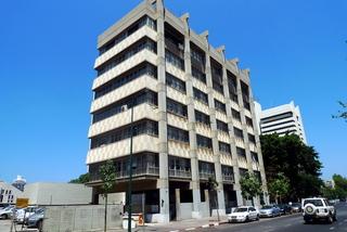 בניין התנועה הקיבוצית בתל אביב