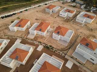 שכונה חדשה בקיבוץ יד מרדכי