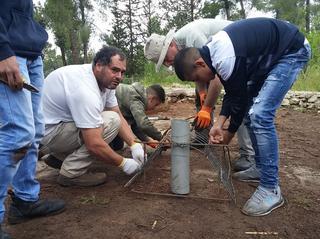 מוטיבציה לעוד פרויקטים. משפצים את יער ירושלים, צילום: עמית אנוך