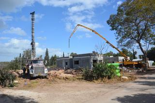 פרויקט בנייה. הצדדים נטלו סיכון שהתממש, צילום: דוד (דדה) עינב