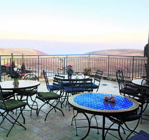 """מלון יהלים בערד   צילום: יח""""צ"""