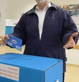 """הצבעה בבחירות. צילום: לע""""מ"""