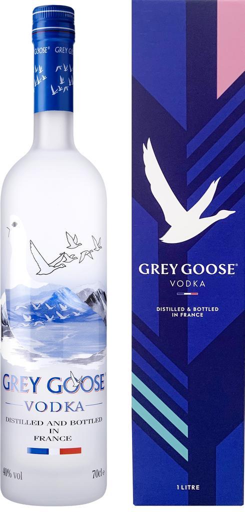 "grey goose. יח""צ"