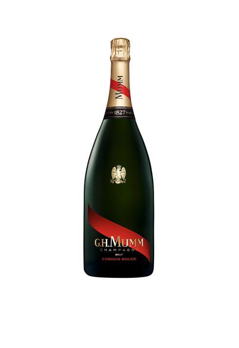 """שמפניה מום קורדון רוז. יח""""צ"""